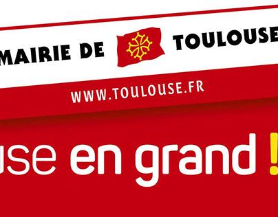 MAIRIE DE TOULOUSE - INCIVILITE