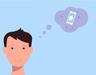 Medical App explainer video