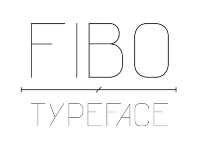 FIBO TYPEFACE