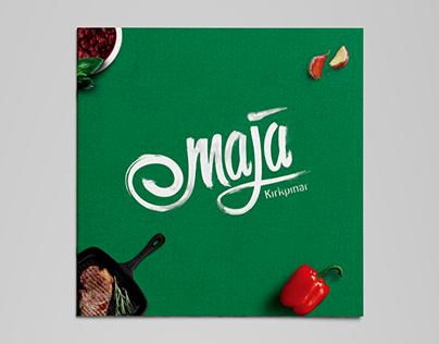 Maja Promotional catalog Design
