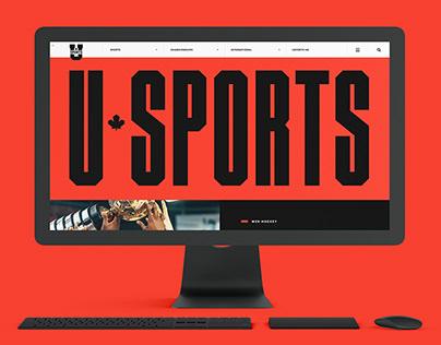 U Sports Canada - Website