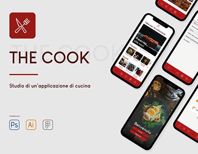 THE COOK : APP DESIGN