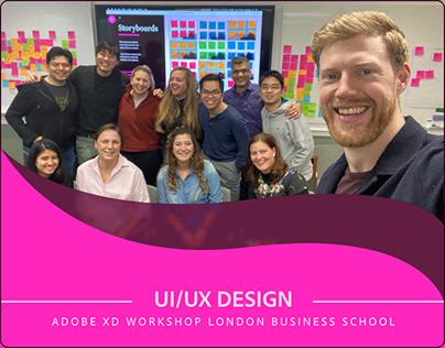 Design Thinking Workshop London Business School