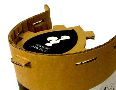 Galo de Barcelos - Embalagem | Packaging