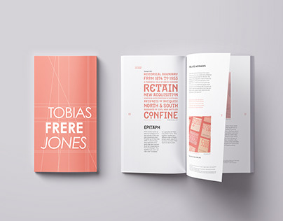 Tobias Frere Jones Biography Book Design
