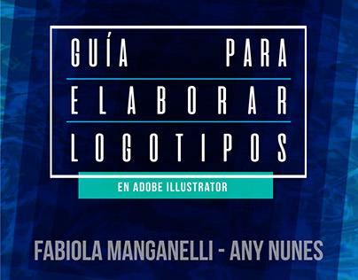 Guía Digital para Elaborar Logotipos en Illustrator