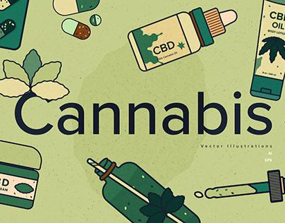 Cannabis by YWFT
