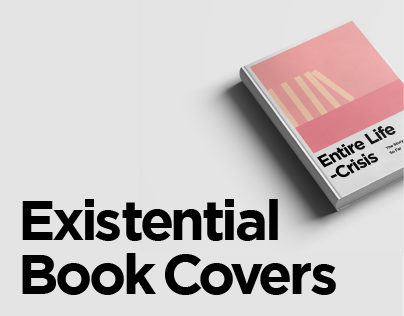 Existential Book Covers.