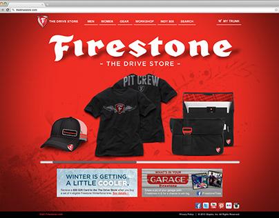 Firestone Merchandise Site