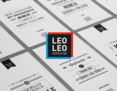 Leo Leo - Editorial