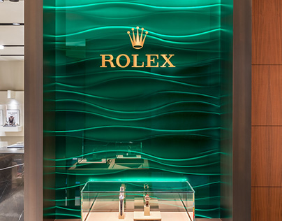Rolex stores in Tuscany
