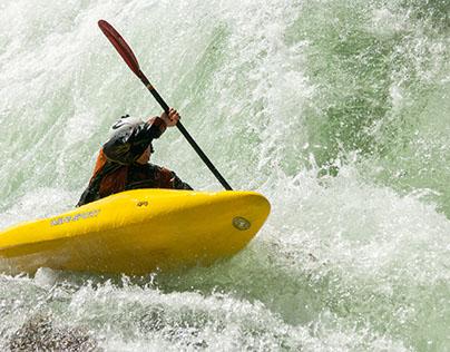 2015 GO Fest Kayak Race