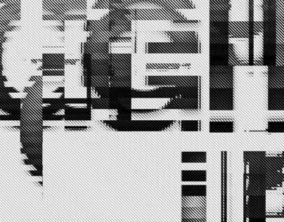 Glitch Typography