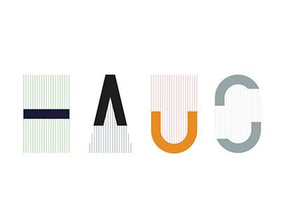 Haus Logo & Visual Identity