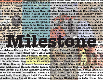 Milestone | Catalogue