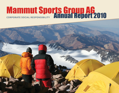 Annual Report Redesign