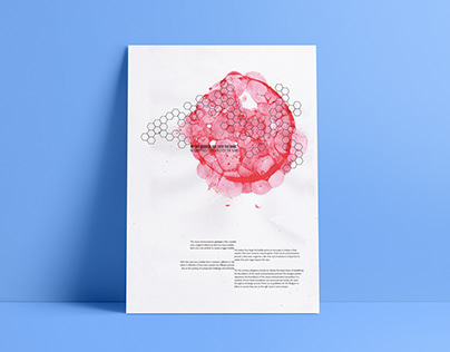 The Visual Communication Bubble — Poster Series