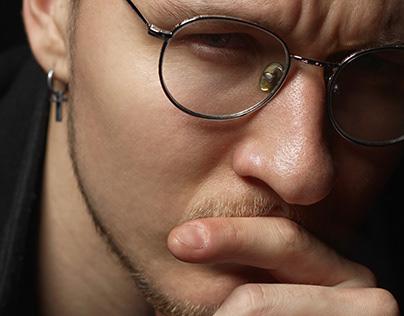 Portrait series: Michael