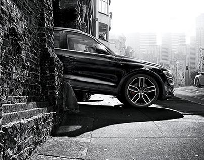 Audi SQ5 Catalogue - CGI Car
