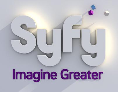 Syfy Bumper