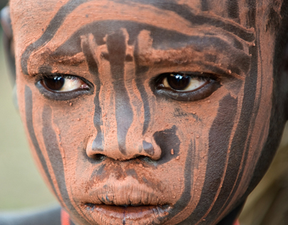 ETHIOPIA - Surma Tribes