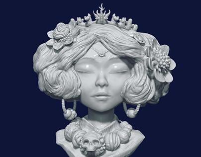 Coral crown