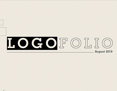 logo works- Logofolio august 2019