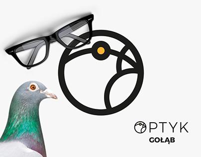 OPTYK Gołąb / Optician Dove