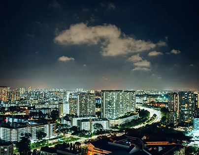 Singapore, my home