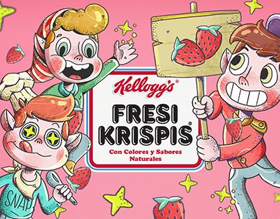 Fresi Krispis® By Kellogg's®