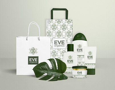Logo & Brand Identity - Organic Skincare Range