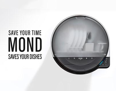 MOND 2020 - Automatic Dishwasher