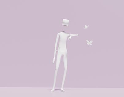 Whiteman Character