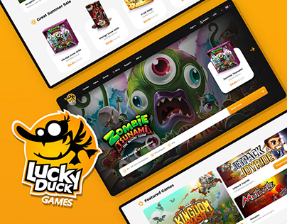 Lucky Duck Games