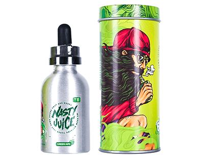 Nasty Juice 50ml Low Mint 70/30 ECig Liquid Trap Queen,