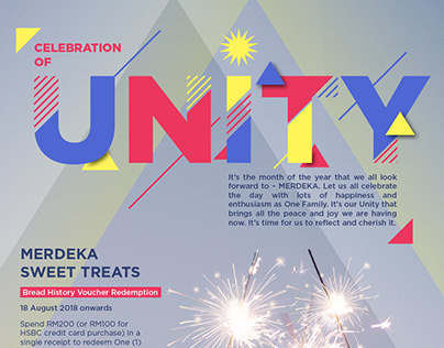Celebration of Unity @ Queensbay Mall