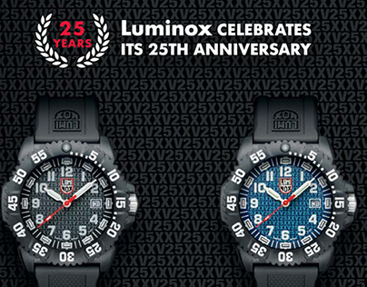 Exclusivo Palacio de Hierro/Luminox