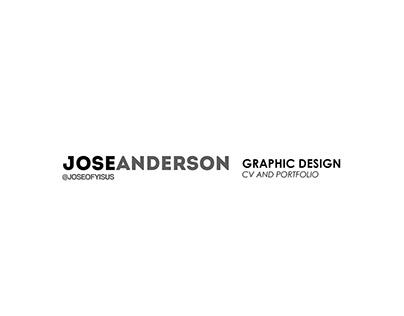 CV & Potfolio - Jóse Anderson