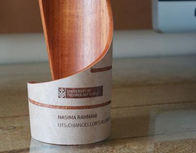 Alumni Award Trophy