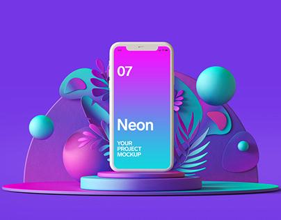 Key Visual — Device Mockup Set