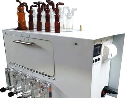 Ambient Gas Impinger Sampler