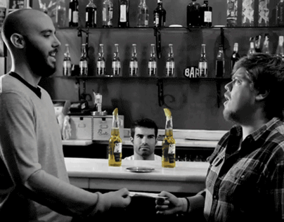 Corona Extra: the longest film in history.