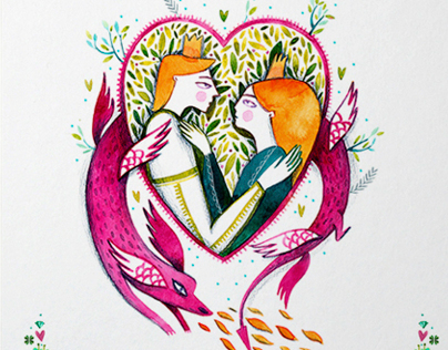 Valentine's Day Fairytale | GARANTI Turkey