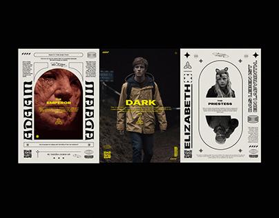DARK - Poster Design