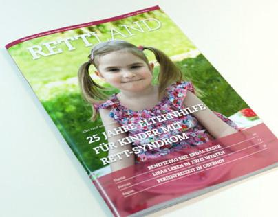 RETTLAND — Editorial Design