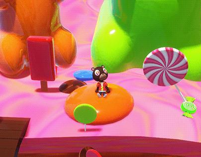 Schizo.de 3D animation promo