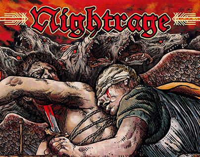 NIGHTRAGE Wolf To Man