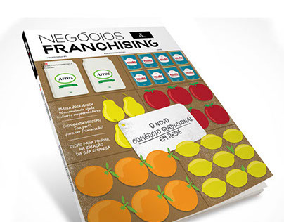 covers Negocios&Franchising