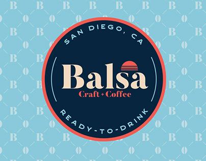 Balsa Craft + Coffee Food Truck
