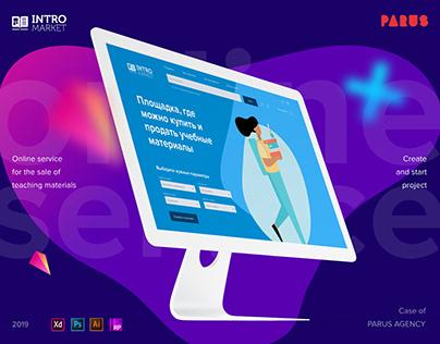 INTRO Market – online service for teachers